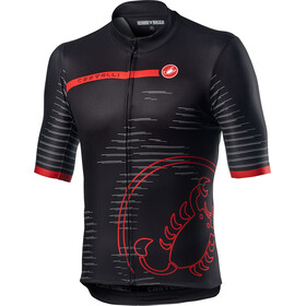 Castelli Scorpione Jersey Men, light black